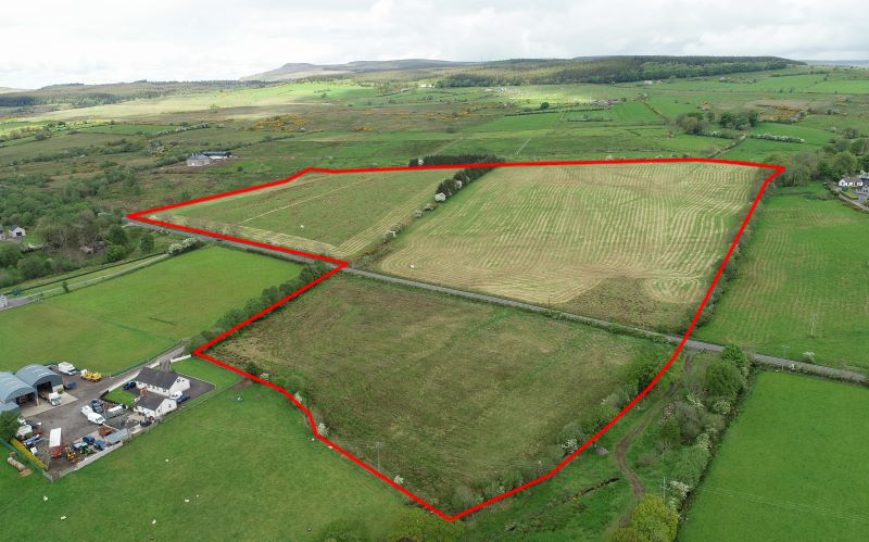 Lands at Temple Road, Garvagh, County Londonderry, BT51 5BN