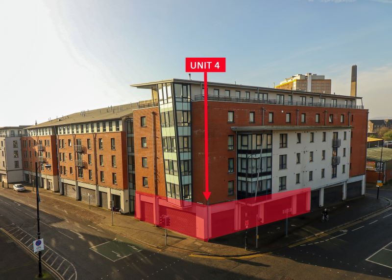 Unit 4 Whitehall Square, Sandy Row/Donegall Road, Belfast, County Antrim, BT12 5EU