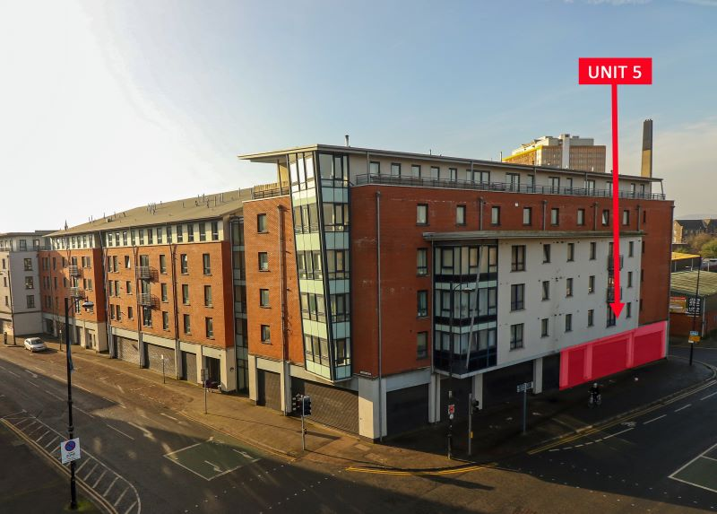 Unit 5 Whitehall Square, Sandy Row/Donegall Road, Belfast, County Antrim, BT12 5EU
