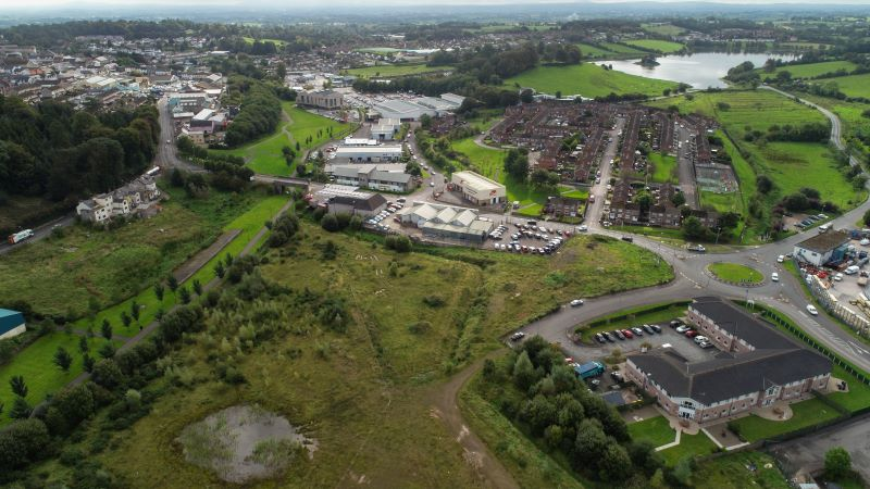 Development Opportunity at Ballygawley Road, Dungannon, Co Tyrone, BT70 1TY