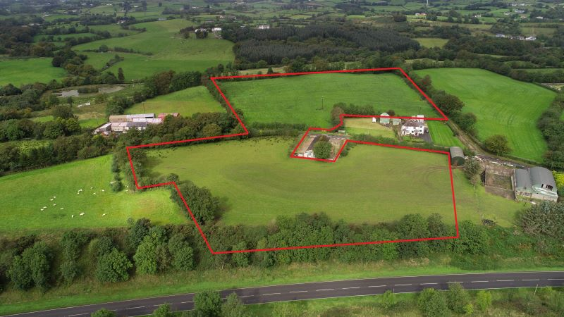 Lands at Rectory Road, Cookstown, Co Tyrone, BT80 9RX