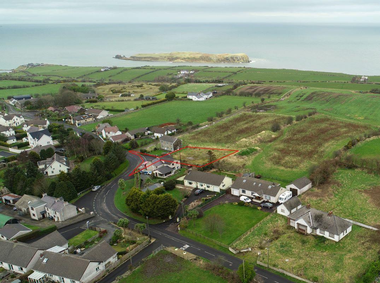 Development opportunity at 57-59 Mullaghboy Road, Islandmagee, County Antrim, BT40 3TR
