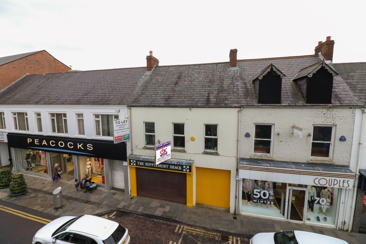 19-21 Ballymoney Street, Ballymena, County Antrim, BT43 6AL