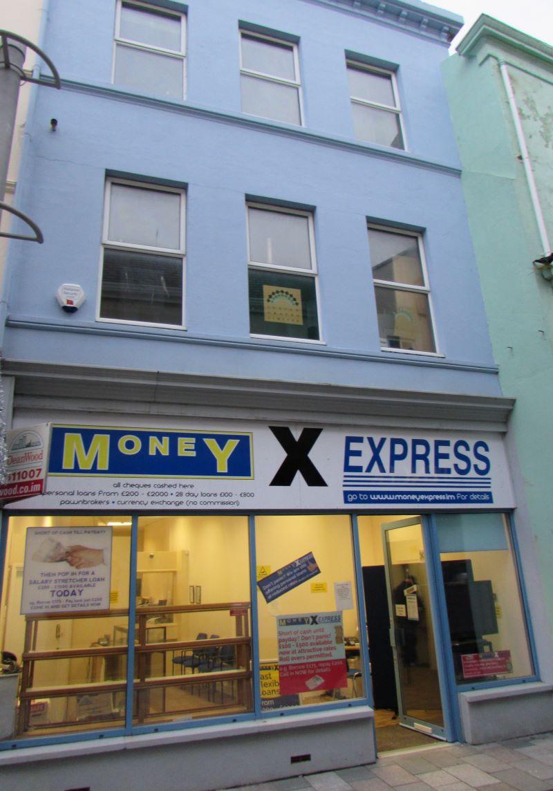 62 Duke Street, Douglas, Isle of Man, Isle of Man, IM1 2AR