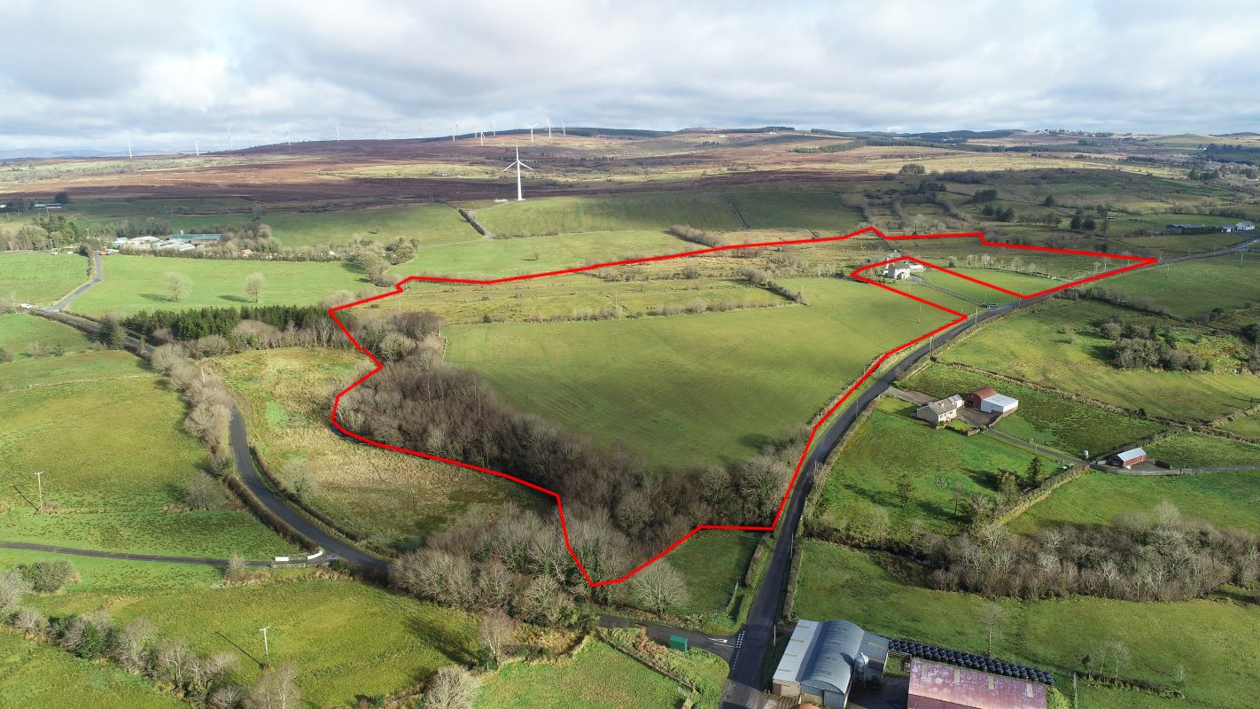 Lands adjacent to 70 Glennasheevar Road, Garrison, Enniskillen, County Fermanagh, BT93 4DA