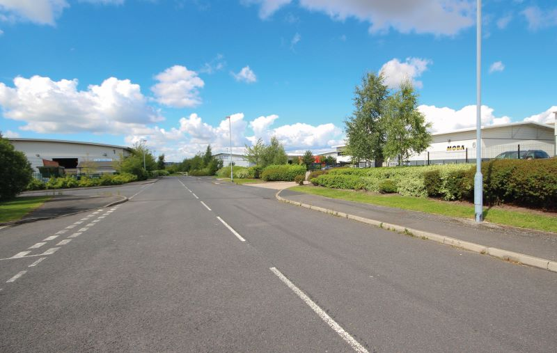 Highways and land, around Springvale Road, Grimethorpe, Barnsley, South Yorkshire, S72 7FF