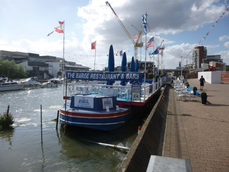 The Barge Brayford Wharf North, Lincoln, Lincolnshire, LN1 1YW