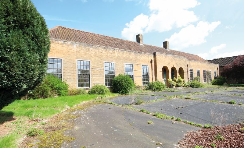 Former Officers Mess, Jaguar Drive, Badersfield nr Norwich, Norfolk, NR10 5GB