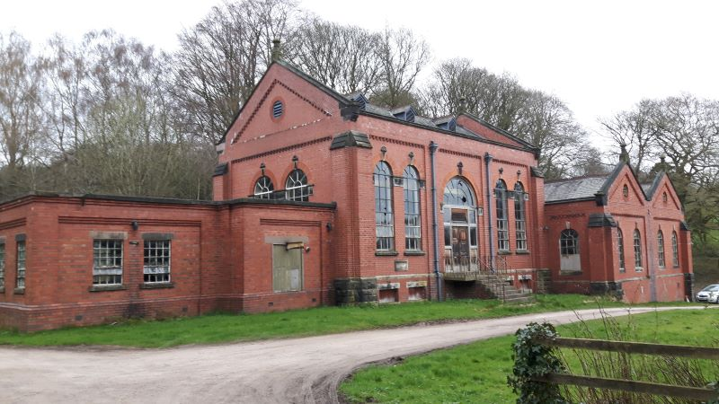 Former Pumping Station, Leek New Road, Stockton Brook, Stoke-on-Trent, Staffordshire, ST9 9NU