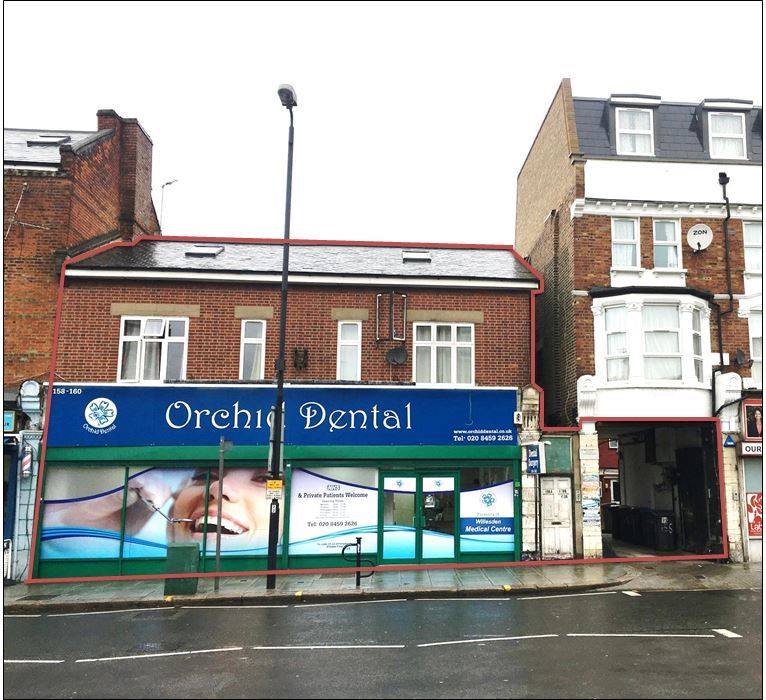 158-160 High Road, London, NW10 2PB