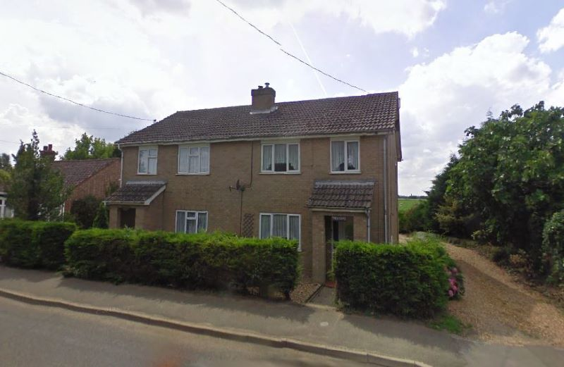 Treetops, Isle Road, Outwell, Wisbech, PE148TD
