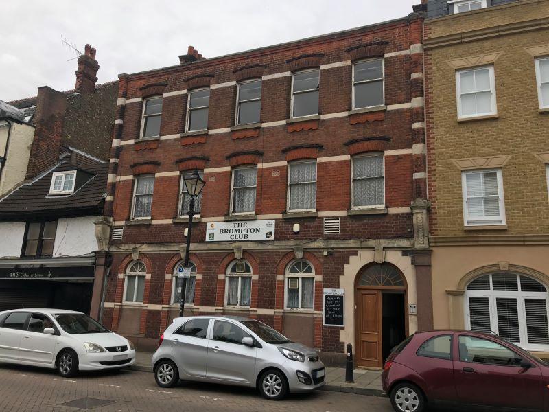 13-15 High Street, Brompton, Gillingham, Kent, ME75AA