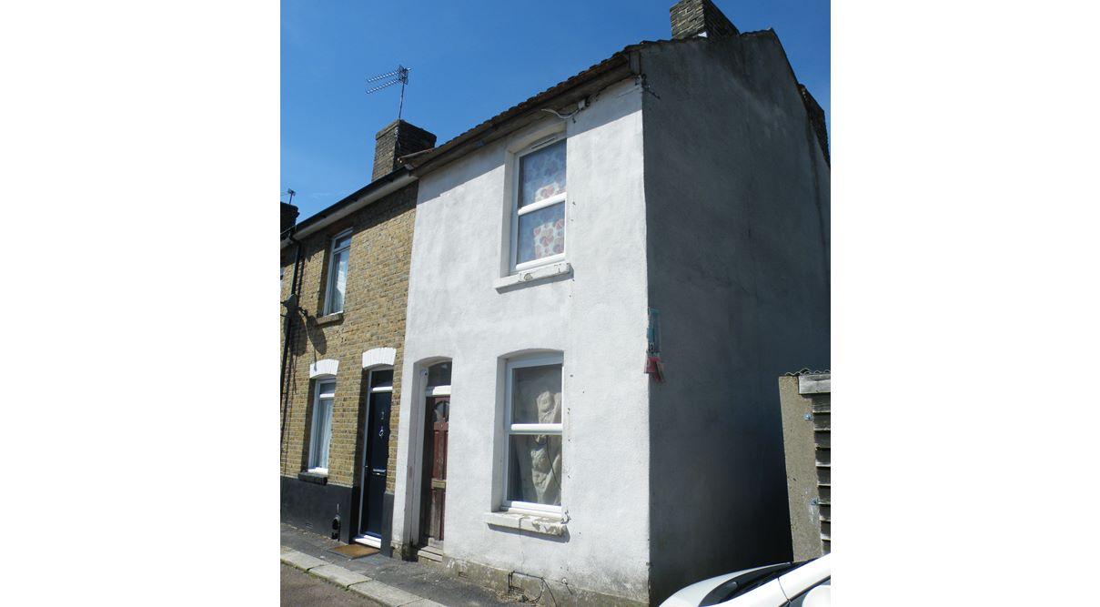 1 Jubilee Terrace, Gillingham, Kent, ME71JT