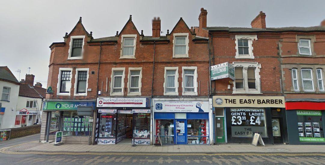 13-15 High Street, Hucknall, Nottingham, Nottinghamshire, NG157HJ