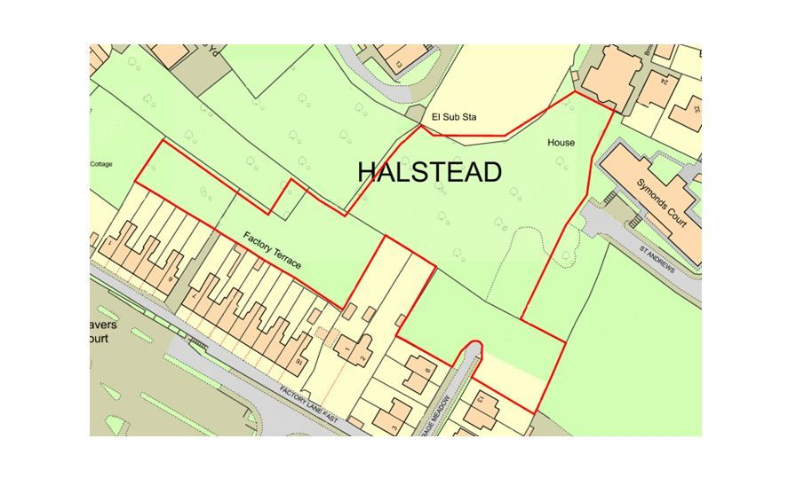 Land off St Andrews Road, Halstead, Essex, CO9 2JJ
