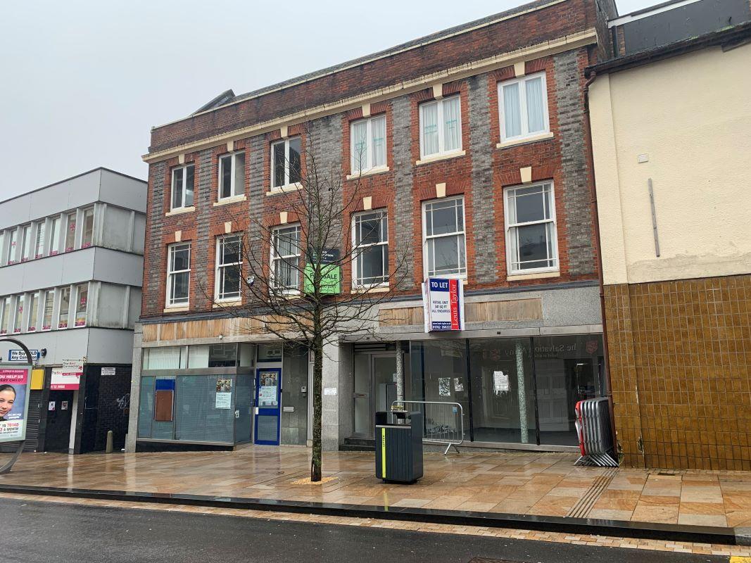 24 Stafford Street, Stoke-on-Trent, Staffordshire, ST11JQ