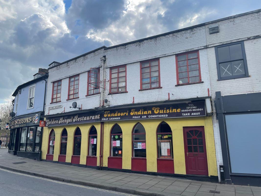 1-2 Villiers Buildings, Buckingham Street, Aylesbury, Buckinghamshire, HP202LE