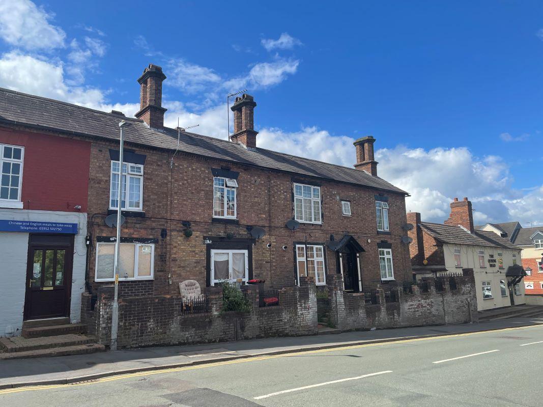 Stanford House and Terrace Lodge, King Street, Dawley, Telford, Shropshire, TF42AA