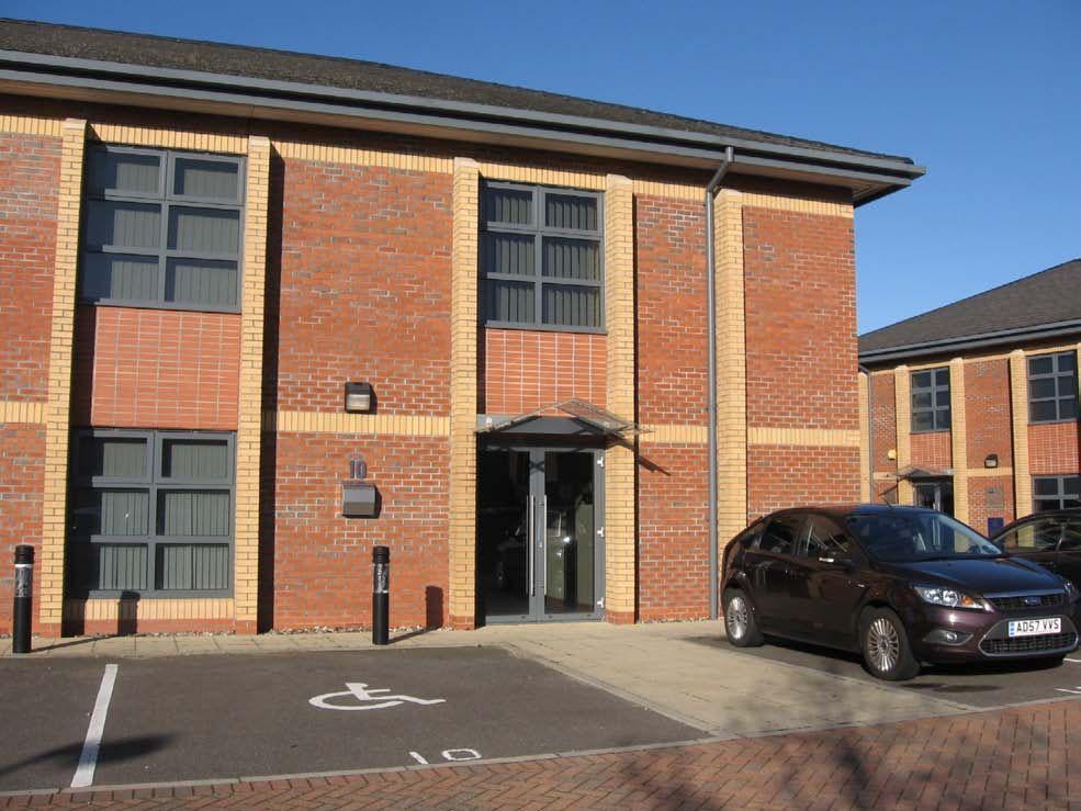 Unit 10, Freeport Office Village, Braintree, Essex, CM778YG