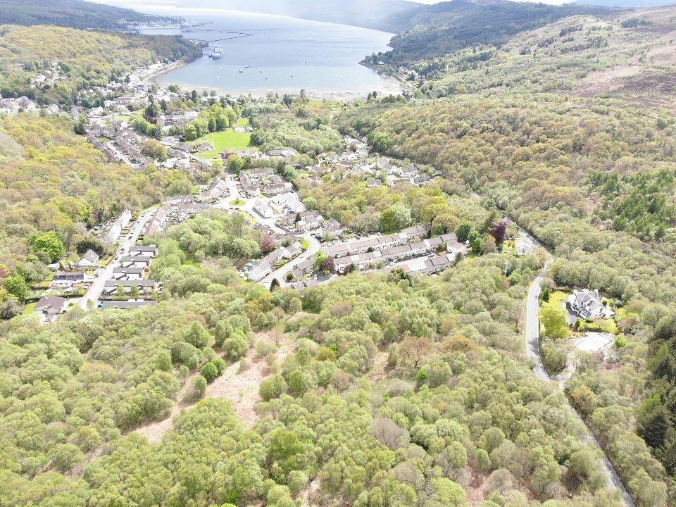 Land at Feorlinbreck and Playpark, Upland Wynd, Garelochhead, Helensburgh, Dunbartonshire, G840BL