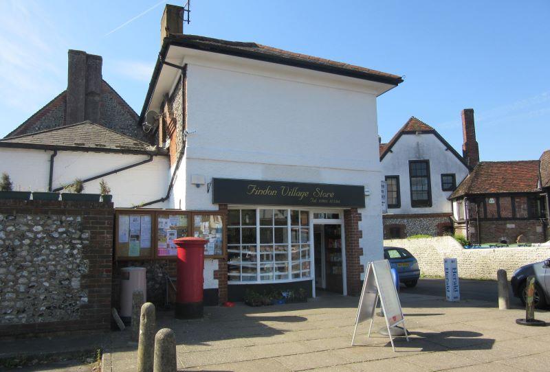 Former Post Office/Village Store & Maisonette, Horsham Road, Findon, Worthing, BN140TF