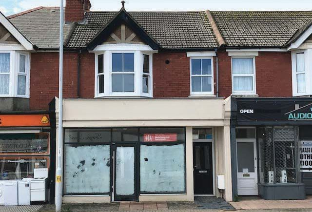 Ground Floor Retail Unit, 213 Tarring Road, Worthing, BN11 4HW