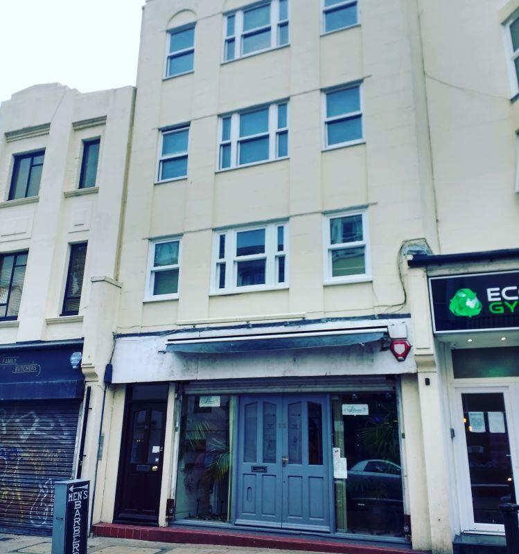 First Floor Flat 39 St. James's Street, Brighton, East Sussex, BN21RG
