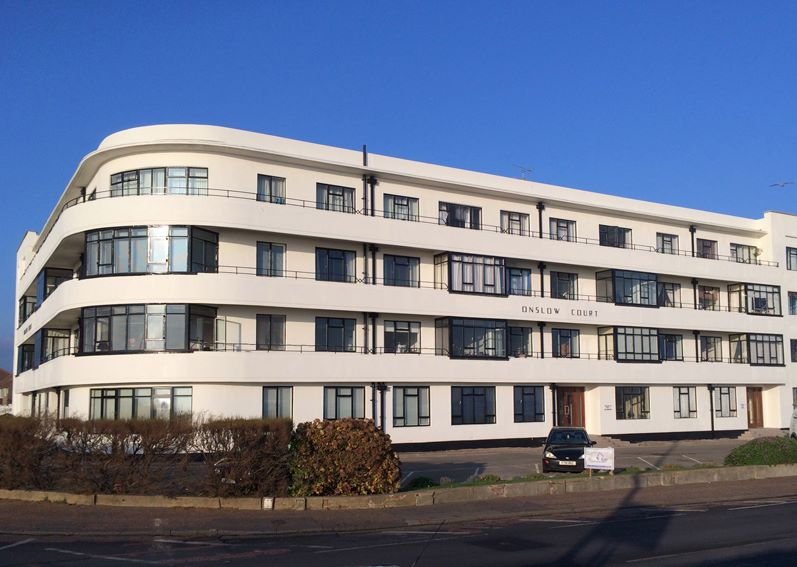 Flat 4 Onslow Court, Brighton Road, Worthing, West Sussex, BN112PL