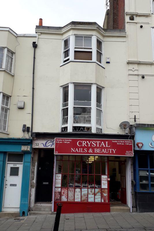 23A Preston Street, Brighton, East Sussex, BN12HN