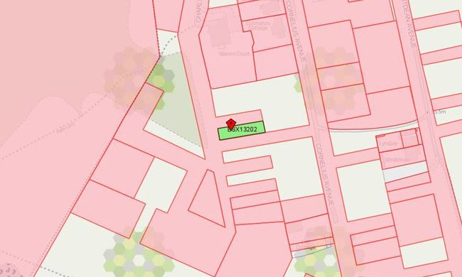 Plot 18, Block 20 Land lying to the West of Cornelius Avenue, Harbour Heights, Newhaven, East Sussex, BN99TY