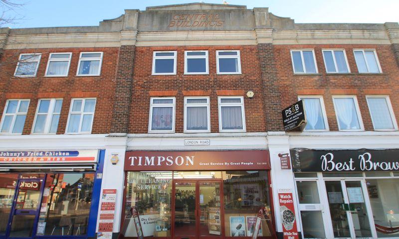 Central Buildings, London Road, Bognor Regis, West Sussex, PO211PW