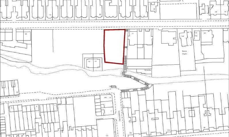Land Adjacent to 71 West Hill Road, St Leonards On Sea, TN380NE