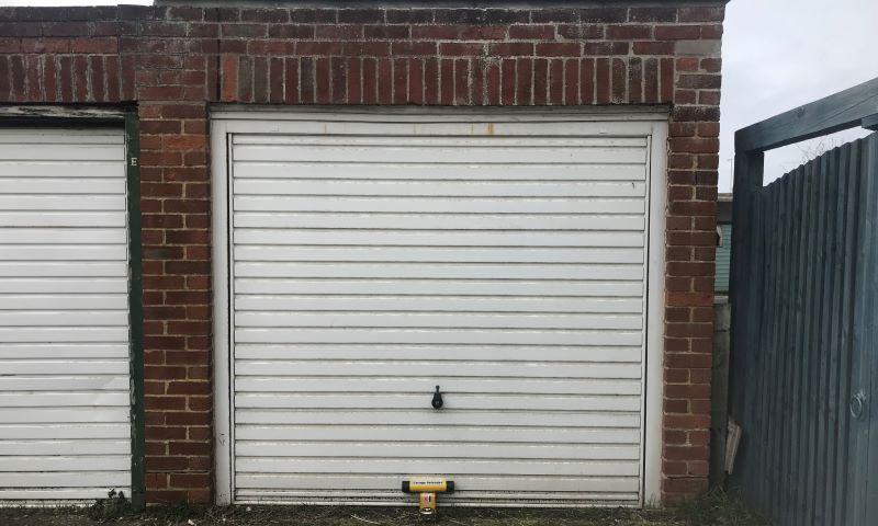 Garage at Brookdean Road, Worthing, West Sussex, BN112PB