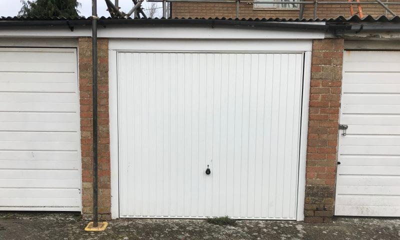 Garage at Lenhurst Way, Worthing, West Sussex, BN131JL