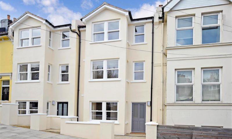 2 White Villas, Whippingham Road, Brighton, BN23PF
