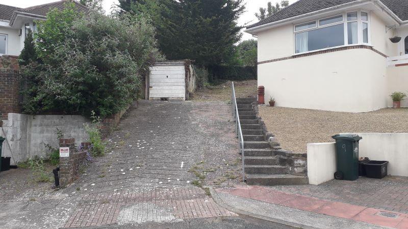 Land Adjacent to, 9 Wilmington Close, Brighton, BN18JE