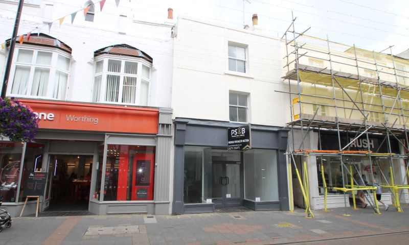 12 Montague Street, Worthing, West Sussex, BN11 3HA