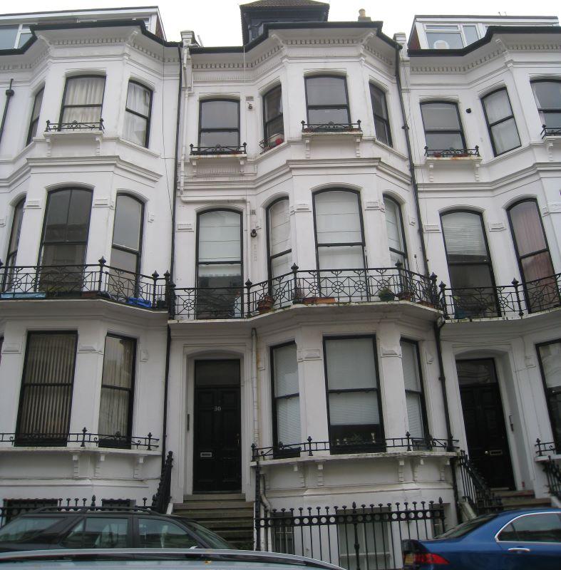 Garden Flat, 30 St Michael's Place, Brighton, East Sussex, BN13FU