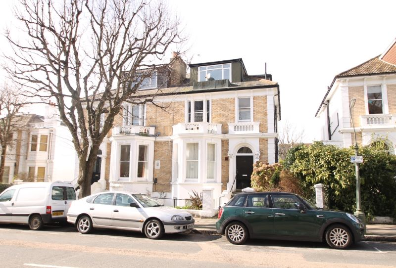 Flat 4, 53 Denmark Villas, Hove, East Sussex, BN3 3TD