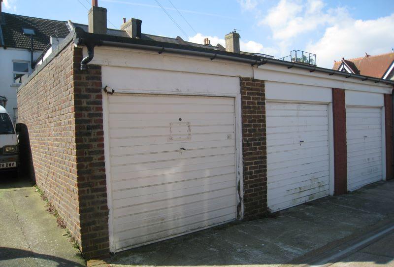 Garage to Rear of, 66 Willingdon Road, Eastbourne, East Sussex, BN211TJ