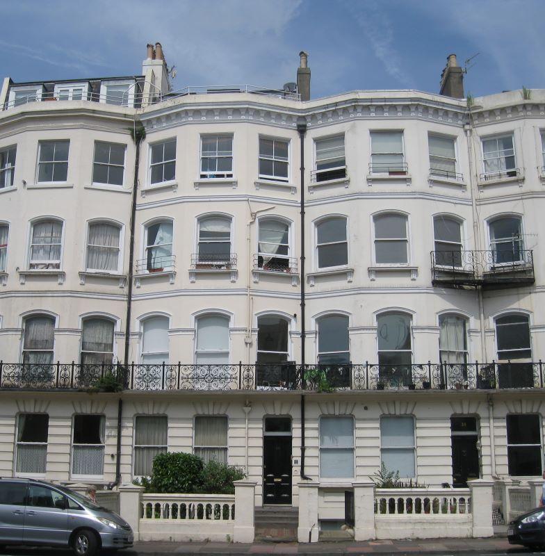 First Floor Studio Flat, 30 Vernon Terrace, Brighton, East Sussex, BN13JH