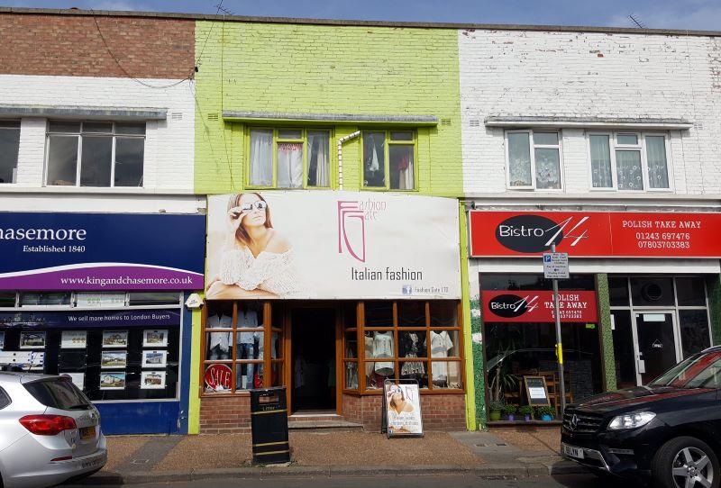 16/16a, Station Road, Bognor Regis, West Sussex, PO211QE