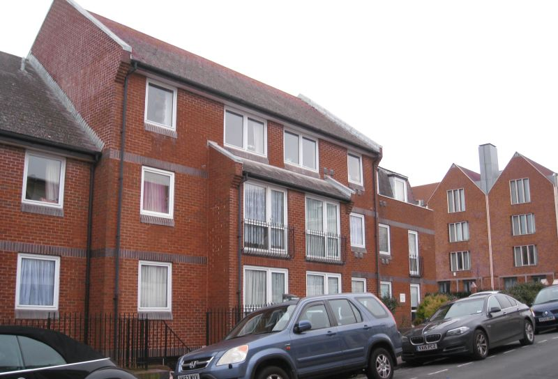 Flat 32 Danny Sheldon House, Eastern Road, Brighton, East Sussex, BN2 1JQ