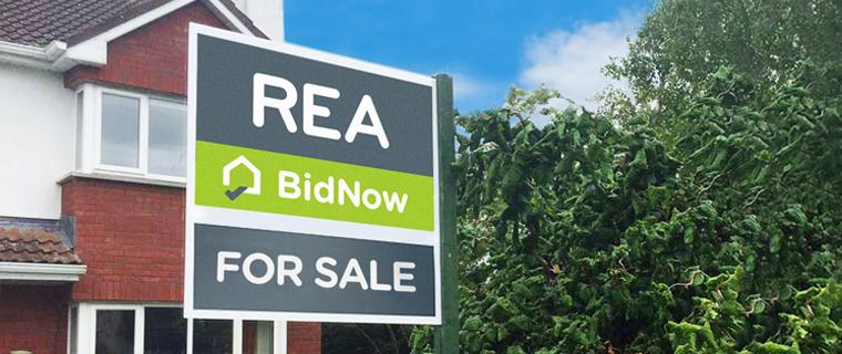 REA Online Auctions