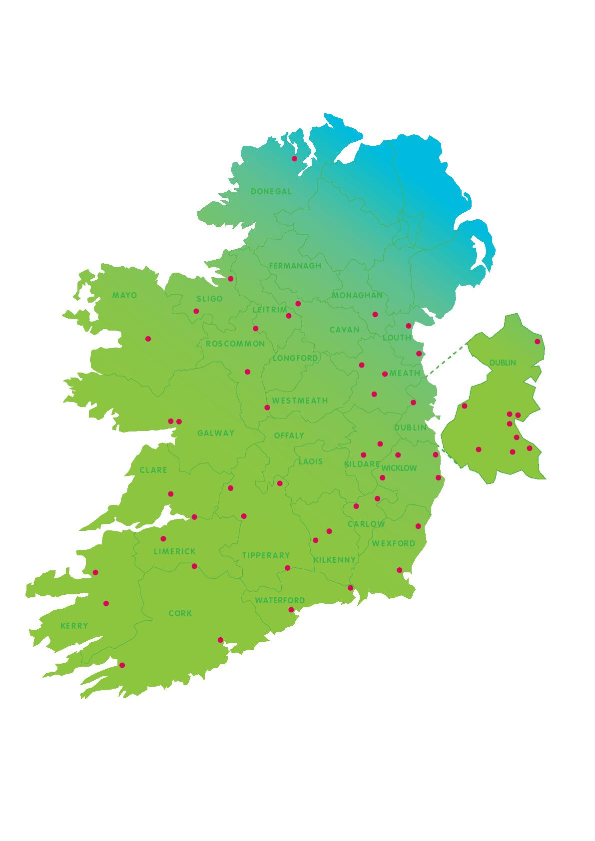 REA BidNow Branch Map