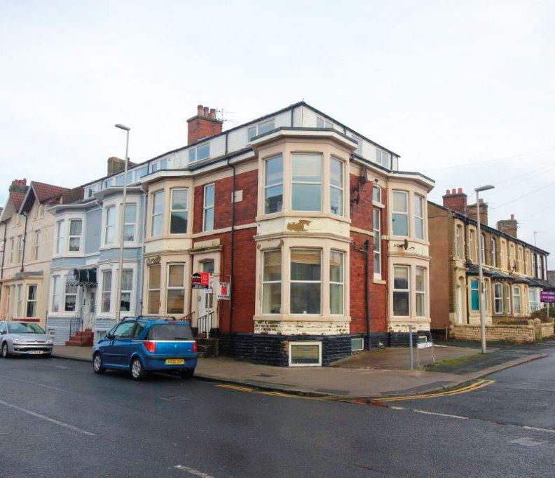 Flat 6, 203 Dickson Road, Blackpool, FY1 2HQ