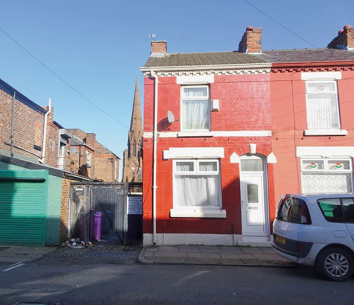 1 Sedley Street, Liverpool, L65AE