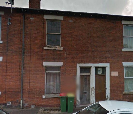 34 Euston Street, Preston, Lancashire, PR18PB