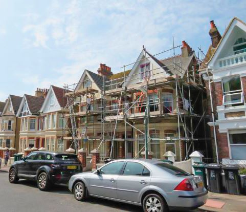 Ground Floor Flat, 34 St. Leonards Road, Hove, East Sussex, BN3 4QR