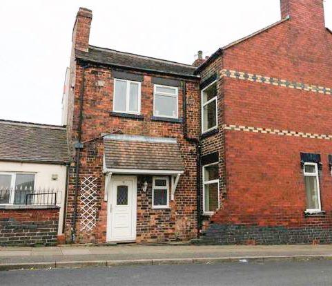 Ground Floor Flat, 16 Derwent Street, Stoke-on-Trent, ST15EN